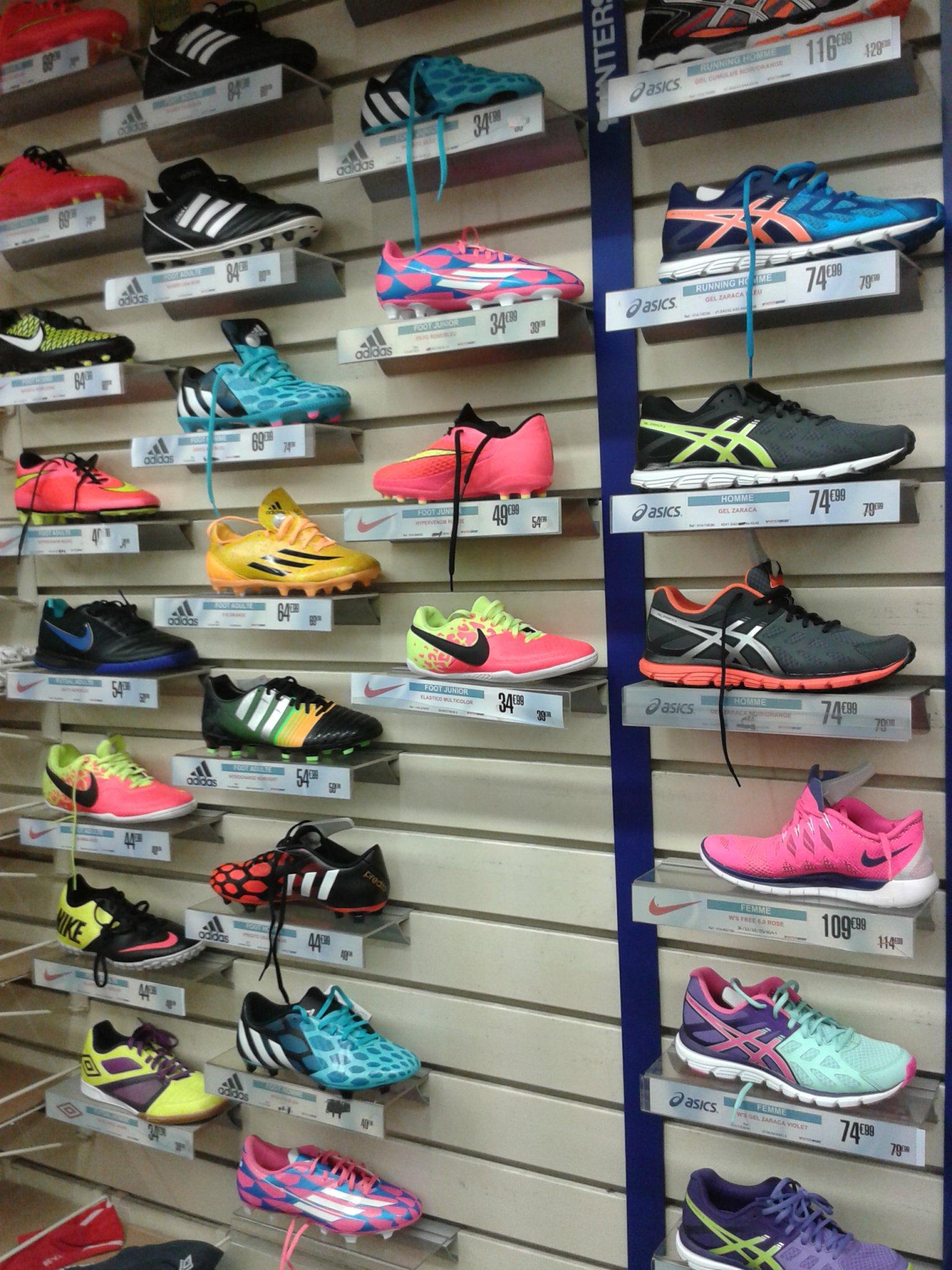 La halle au sport magasin d 39 usine - Adresse de l usine a roubaix ...