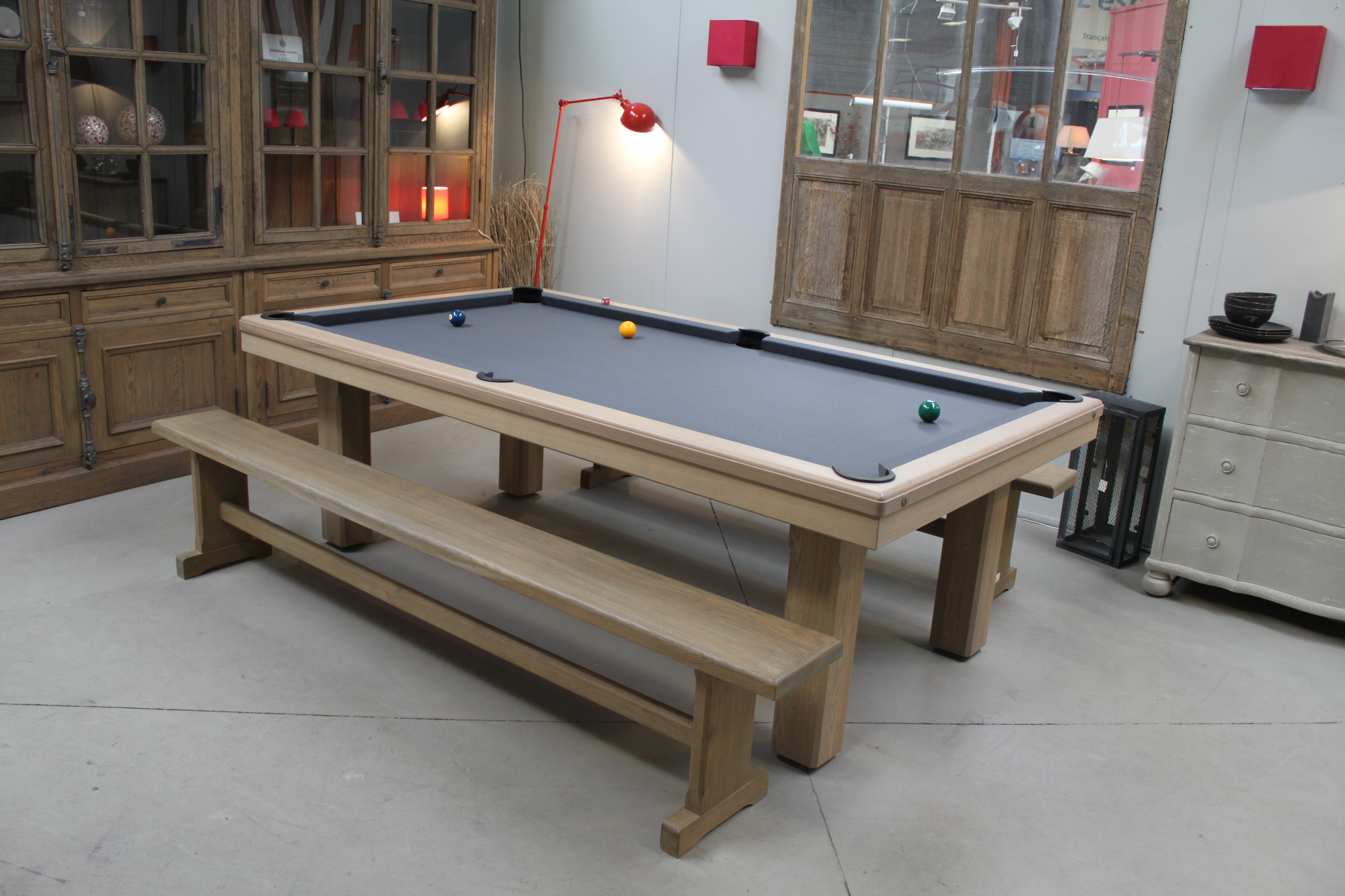 comment fabriquer une table de billard - maison design - sibfa