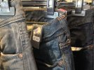 Luxe Outlet Marquette jeans